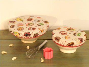 Couvercles-charlottes-reutilisables-cup-cakes-coton-enduit-.Breizh-RAINette.